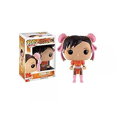 Funko Figurine Street Fighter - Chun-Li Red Outfit