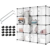 Cubi Componibili Colorati.Cubi Componibili Piu Di 50 Eur Casa E Cucina Amazon It