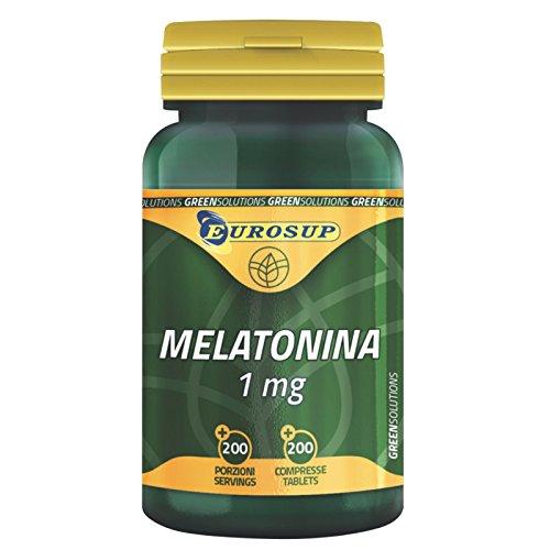 Eurosup melatonina 200 cpr