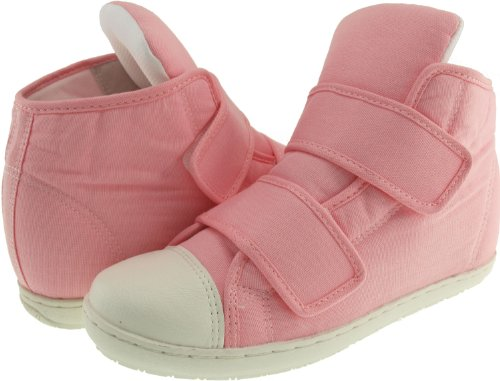 Maxstar  203H-2Band, Chaussons montants femme Rose - rose