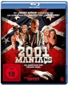 2001 Maniacs (2005) Blu-ray