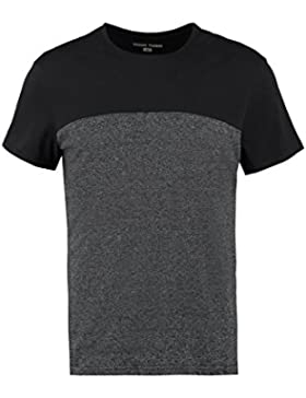 YOURTURN T-Shirt Herren Bordeaux