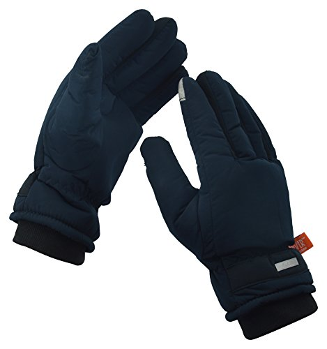 HIVER Men's and Women's Waterproof Teslon Gloves , Winter Gloves , Snow gloves for minus degrees, Mens gloves & Womens gloves 41TwtIiBkXL