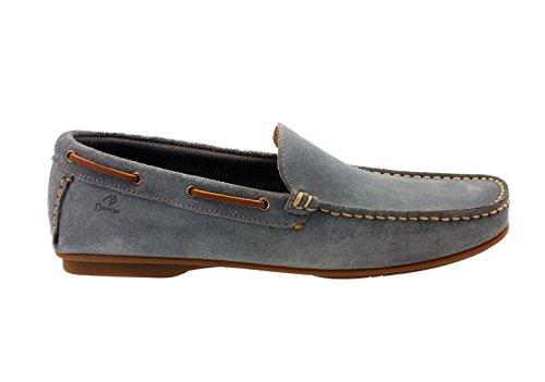 Mocassins Dingo nubuck 6806L - 7coloris Jean