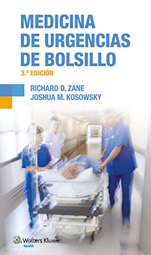 Medicina de urgencias de bolsillo (Manual De Bolsillo) por Richard D. Zane