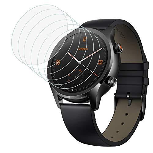 MoKo Pellicola Quadrante Orologio Ticwatch C2/ S2/ E2, Proteggi Schermo in...
