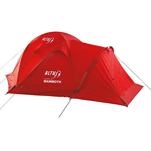 41TwvYZzVyL. SS500  - ALTUS Unisex's 41001MM080 Tent, Red, One Size