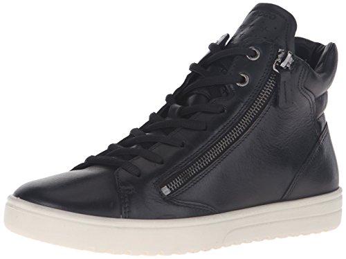 Ecco ECCO FARA - Sneaker alta Donna, Nero (BLACK02001), 40 EU