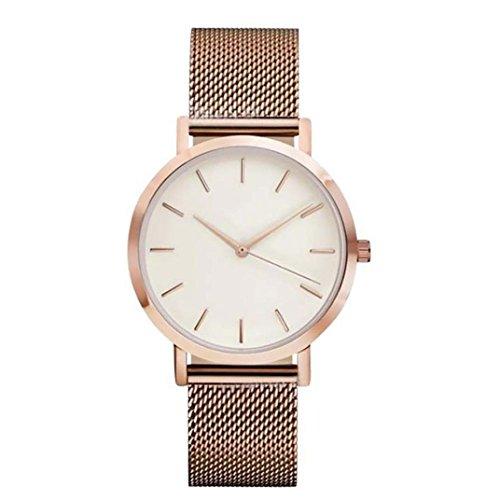 Sunnywill-Frauen-Mdchen-Damen-Schne-Mode-Kristall-Edelstahl-Analoge-Quarz-Armbanduhr-Uhr-fr-Weibliche-Studenten