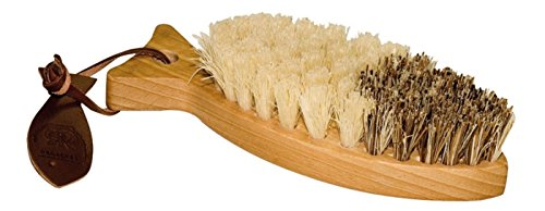 Redecker Oiled Beechwood Vegetable Brush Kitchen Cookware and Serveware
