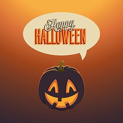 Apple iPhone 4s Case Skin Sticker aus Vinyl-Folie Aufkleber Halloween Kürbis Herbst DesignSkins® glänzend