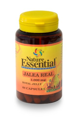 Nature Essential Jalea Real 1000mg - 60 Cápsulas