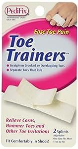 Pedi Fix Ease Toe Pain, Toe Trainers