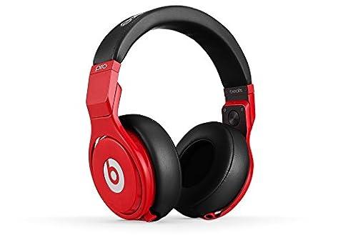 Beats by Dr. Dre Pro Over-Ear Kopfhörer - Lil Wayne Rot/Schwarz