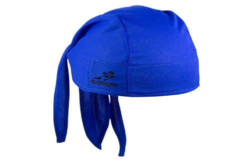 andana Piraten-Kopftuch, Blau, One Size, 8800 804 ()