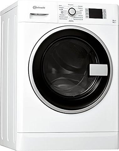 Bauknecht WATK Prime 9614 Waschtrockner / Energieeffizienzklasse A / Startzeitvorwahl