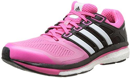 adidas Supernova Glide 6 W, Chaussures de running Damen Pink (Rose (Rossol/Zermet/Noiess))