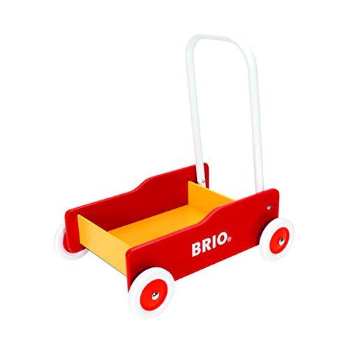 Brio 31350 - Lauflernwagen rot-gelb - 3