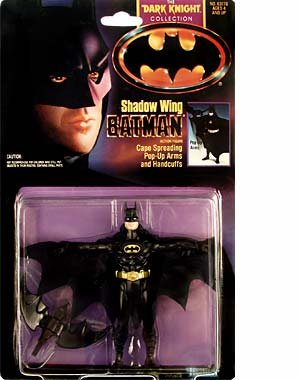 Batman: The Dark Knight Collection Shadow Wing Batman Action Figure (Wings Batman Action-figuren)