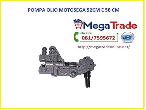 POMPA OLIO MOTOSEGA LAMA 52 CM