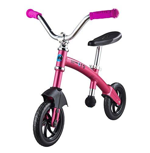 Micro laufrad Balance Bike g-Bike Chopper Deluxe ab 2 Jahren Variante pink