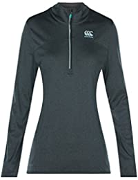 Canterbury Women's Vapodri Quarter Zip Top