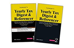Epub Gratis Yearly Tax Digest & Referencer (Set of 2 Volumes)(Volume 1 - 48th Edition January 2019, Volume 2 - 24th Edition January 2019)