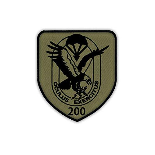Patch / Aufnäher - FSK 200 Fernspähkompanie 200 Bundeswehr Wappen Abzeichen #18614