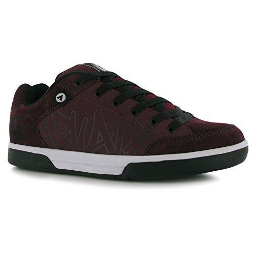airwalk-outlaw-skate-scarpe-da-uomo-bordeaux-casual-scarpe-sneakers-bordeaux