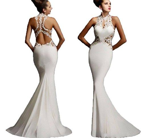 cbeb5385d57 Emin Damen Lang Elegant Sexy Abendkleider Kleider Festlich dCWrexoB