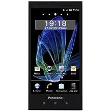 Panasonic Eluga Smartphone (10,9 cm (4,3 Zoll) OLED-Display, 8 Megapixel Kamera, Android 2.3) silber
