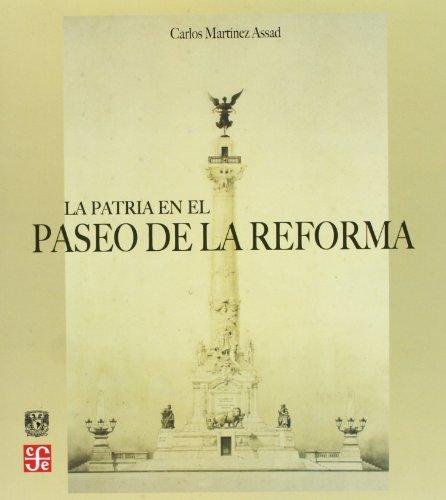 La Patria en el Paseo de la Reforma