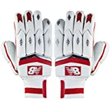 New Balance TC-560 PU Batting Gloves (RH, Multicolour)