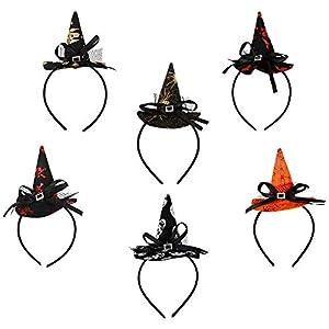 Ledoo Diadema de Halloween 6