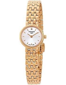 Tissot Lovely silber Zifferblatt Damen Watch t058.009.33.031.01