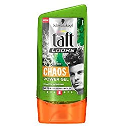 Schwarzkopf Taft All Weather Looks Chaos Power Gel 150ml