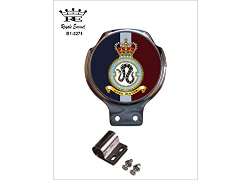 26 Bars Scooter (Royale Emaille Royale Auto Scooter Bar Badge – 26 Squadron Royal Air Force Regiment B1. 3271)