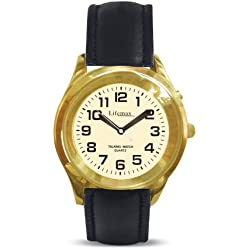 Lifemax/RNIB Men's Talking Watch 415.3 with Strap