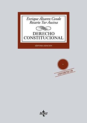 Descargar DERECHO CONSTITUCIONAL (7ª ED ) (INCLUYE CD)