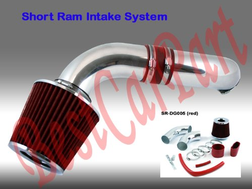 dodge-dakota-durango-37l-v6-47l-v8short-ram-intake-red-included-air-filtre-for-2003-2004-2005-2005mo