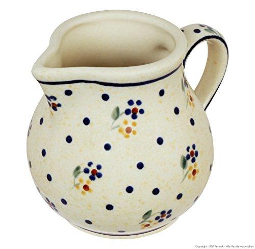 Original Bunzlauer Keramik Sahnekännchen V=0,17 Ltr. gebraucht kaufen  Wird an jeden Ort in Deutschland