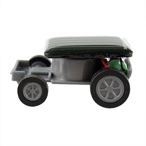 TOOGOO(R)Sonnenenergie Erschrocken Heuschrecke Spielzeug Auto