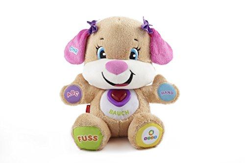 Fisher Price CGR43 - Lernspaß Hundefreundin,  Lernspielzeug (Fisher Price Baby Spielzeug)