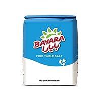 Bayara Fine Table Salt, 1 kg