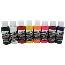 Createx Colors Kent Lind Warm Set, 2 oz. by Createx Colors