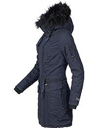 Khujo Mujer Abrigo de invierno algodón Parka ym-anastina 5 Colores ...