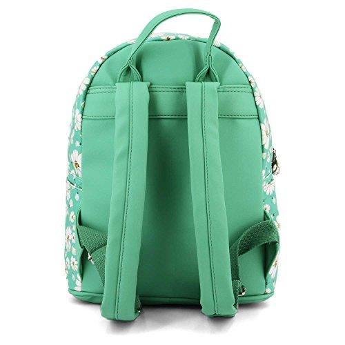 Karactermania Mickey Mouse Aqua-Fashion Backpack Zaino Casual, 31 cm, 13 liters, Turchese (Turquoise)