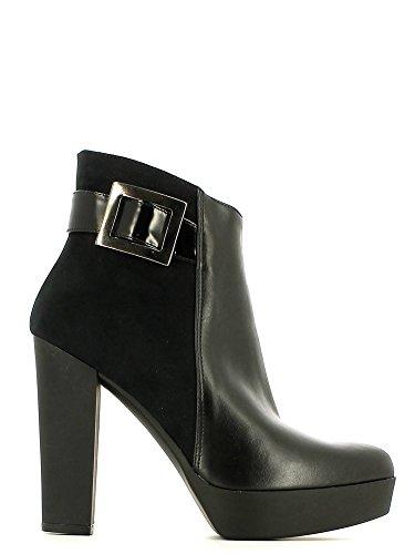 Grace shoes 6761 Tronchetto Donna Nero 40