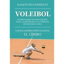 Voleibol: Entrenamiento psicológico para la recepción y la defensa de segunda línea