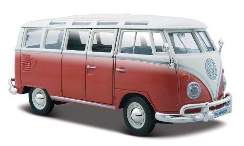 Maisto 31956, VW Bus Samba 1:25